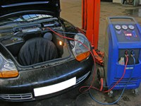 Mercedes Air Conditioning, STR Mercedes Specialists, Norwich, Norfolk