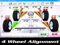 Mercedes Four Wheel Alignment, STR Mercedes Specialists, Norfolk, Norfolk