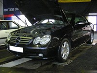 Mercedes CLK 320 Servicing & Repairs, STR Service Centre, Norwich