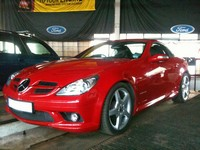 Mercedes SLK Servicing & Repairs, STR Service Centre, Norwich